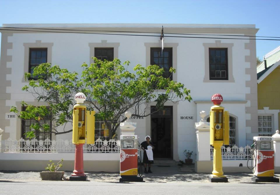 History of Stellenbosch for tourist guide students in Cape Town